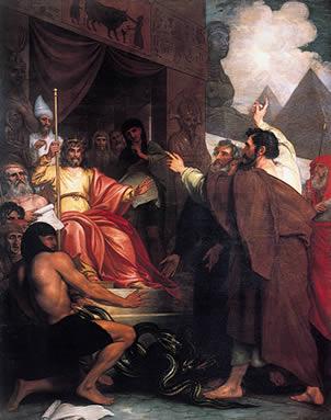 Pericopa VaEra – Bastonul lui Aharon