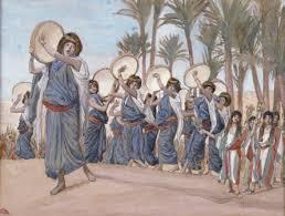 Pericopa Beșalah – Miryam Hanevia, femeia -profet
