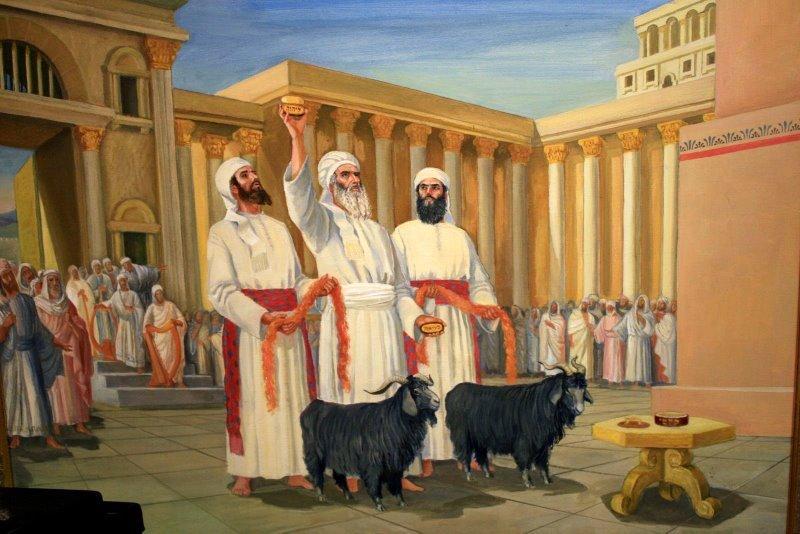 Pericopa Aharey Mot – Sorții în ritualul de Yom Kipur