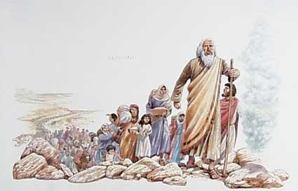 Pericopa Hukat – Ce au făcut evreii 40 de ani în deșert? 5779