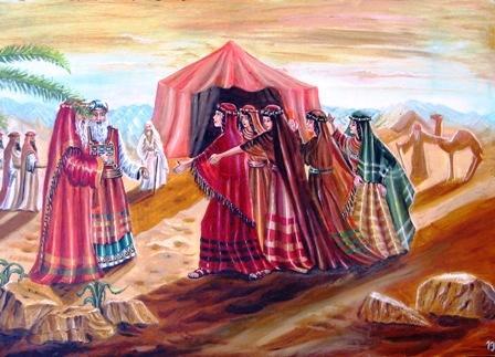 Pericopa Pinhas – Personalitatea specială a fetelor lui Țlofhad 5779