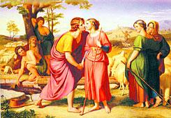 Pericopa VaYigaș – Bilha și Zilpa – roabe sau soții?  5780