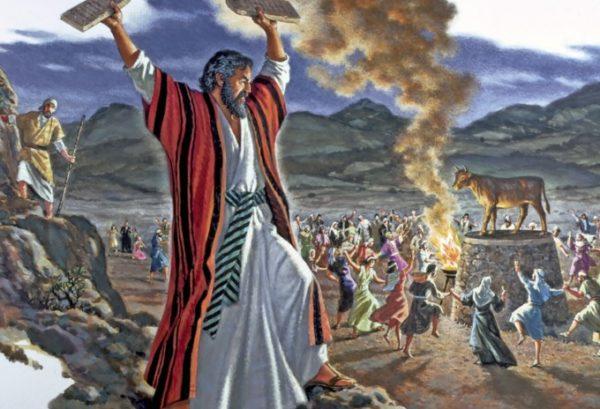 Pericopa Mișpatim – Tablele legământului לוחות הברית luhot habrit 5780