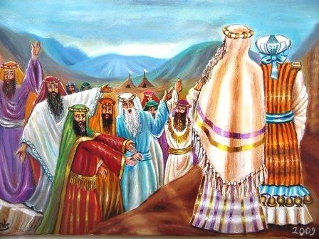 Pericopa Korah – Femeile care se văd și cele care nu se văd 5780