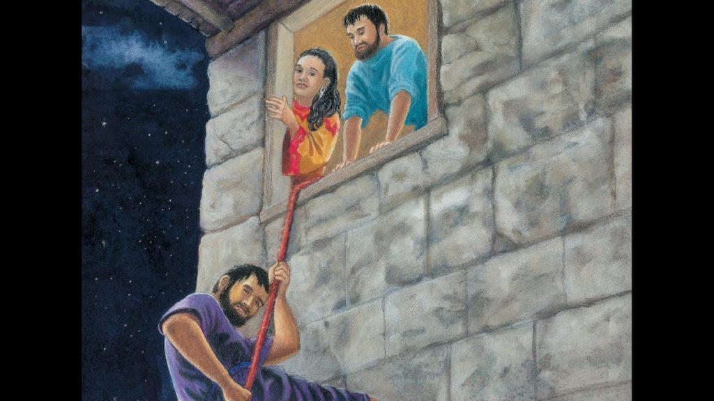 Pericopa Șlah lecha – Rahav. O prostituată care a salvat poporul evreu 5780