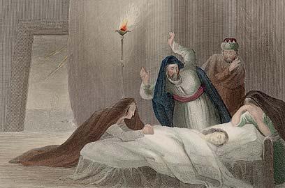 Epidemii, pandemii și alte urgii în Vechiul Testament