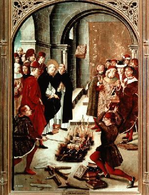 Talmudul – câteva precizări asupra arderii cărților evreiești